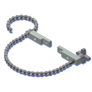 Vertical Chain Clamp