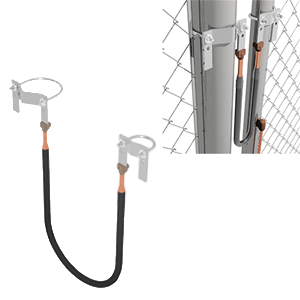 Fence Gate Assembly -Exothermically Welded