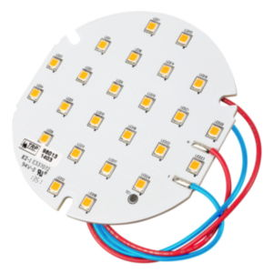 3 In DC LED Round Light Engine, 3500K
