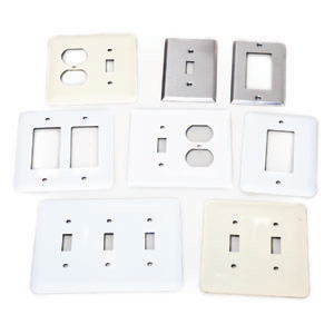 Metallic Wallplates
