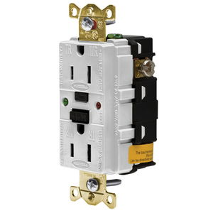 Receptacles Gfci Wiring Devices Electrical Electronic