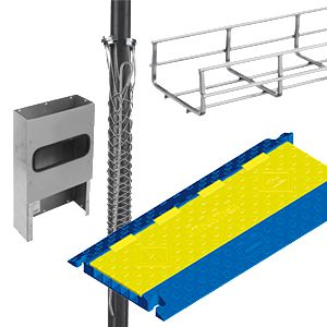 Cable/Hose Carriers