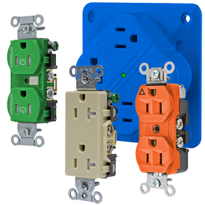 Construction/Commercial Receptacles