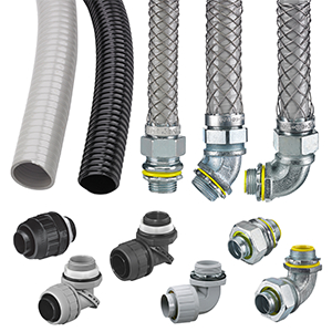 Liquidtight Conduit & Fittings
