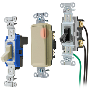 Commercial Series Switches