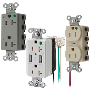 Snap Connect Receptacles