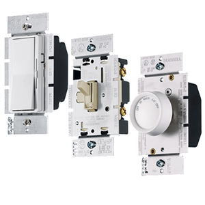 Dimmers & Fan Speed Controls