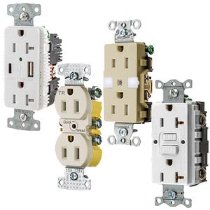 residential wiring Receptacles
