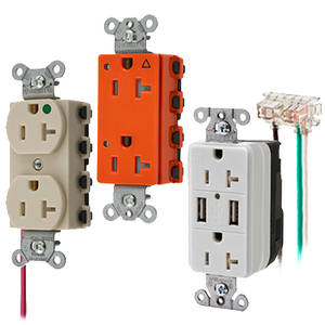 SnapConnect Receptacles