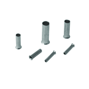 Boot Lace Ferrule Connectors (Bare)