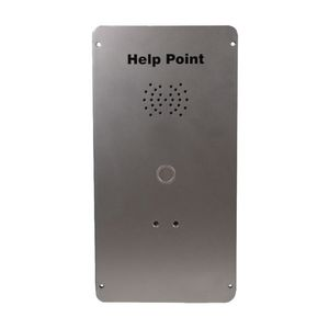 VR Help Point (VoIP), 1 button (faceplate only)