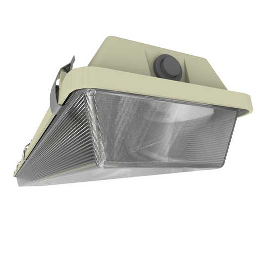 Chalmit Sterling III Industrial LED Linear - Front View