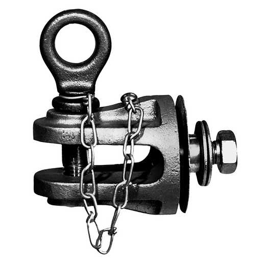 Tong Dies: Wire Tong Saddle Clevis