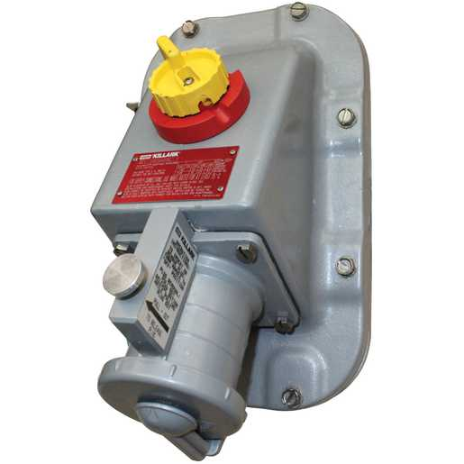 VSQ Series Switched Receptacles