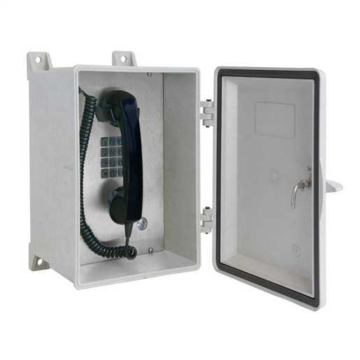 SKU-354-NEMA-4X-VoIP-Gray-Keypad