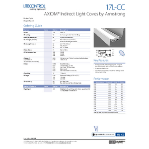 17L-CC Specification Sheet