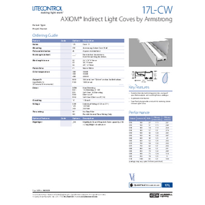17L-CW Specification Sheet