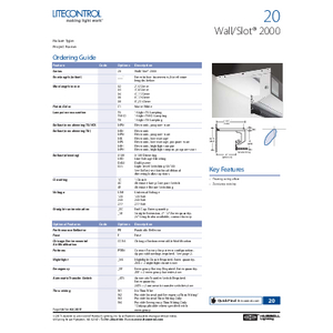 20 Spec Sheet