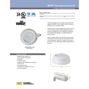 Wasp2 Kit Specification Sheet