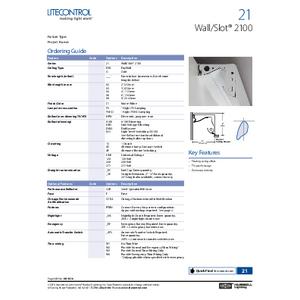 21 Spec Sheet