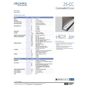 25-CC Spec Sheet