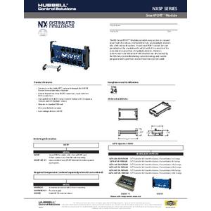 NX SmartPORT Specification Sheet