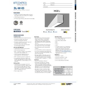 3L-W-ID Specification Sheet