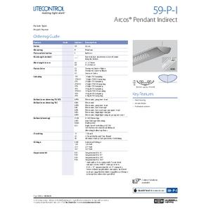 59-P-I Spec Sheet