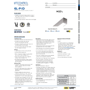 6L-P-ID Specification Sheet