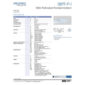 98PF-P-I Spec Sheet