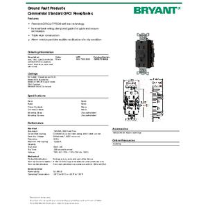 BRYANT_GFRST20BKB_spec