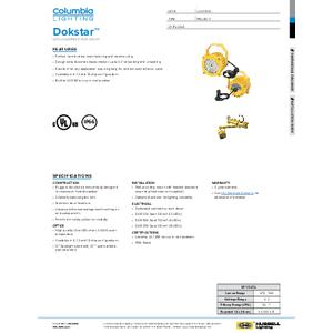Dokstar™ Specification Sheet