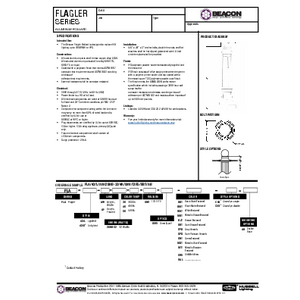 Flagler LED Specification Sheet