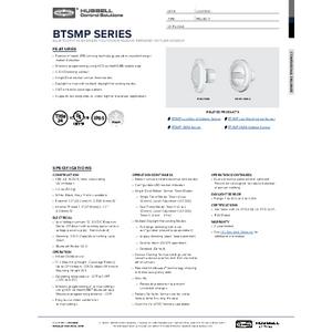 BTSMP-HMO Specification Sheet
