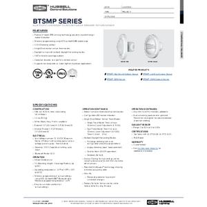 BTSMP-LMO Specification Sheet
