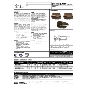 LNC2 Specification Sheet (Stock 12L and 18L)