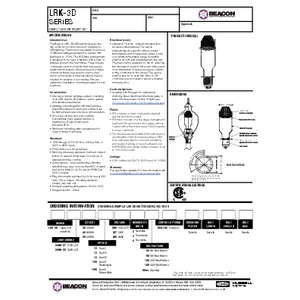 LRK 3D Specification Sheet