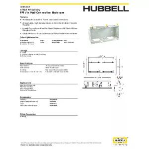 NSAV124M Specification Sheet