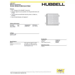 NSOBXP14B Specification Sheet