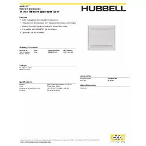 NSOBXP14D Specification Sheet