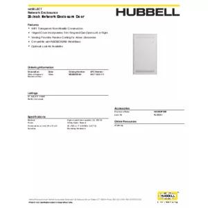 NSOBXP28D Specification Sheet