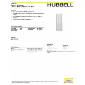 NSOBXP42B Specification Sheet