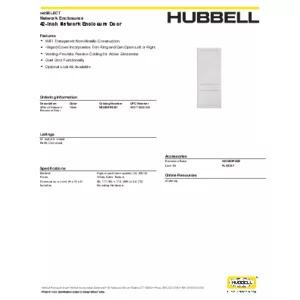NSOBXP42D Specification Sheet