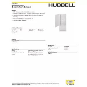 NSOBXP42 Specification Sheet