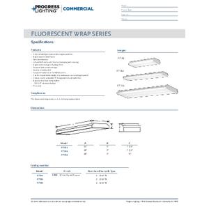 Flo wrap Series Modular Fluorescent
