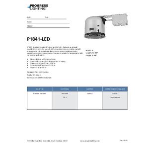P1841-LED