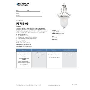 Avalon P3785