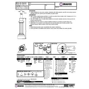 RSA B BAYV Specification Sheet