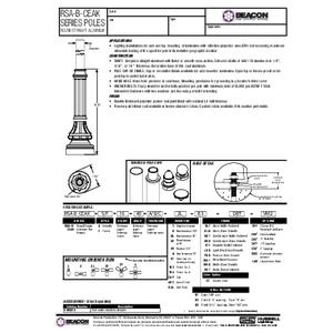 RSA B CEAK Specification Sheet