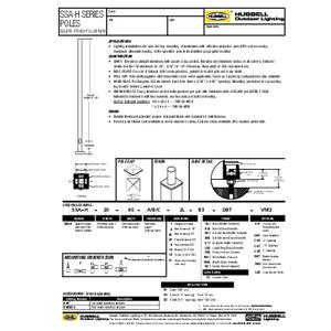 SSA_H_Spec_Sheet
